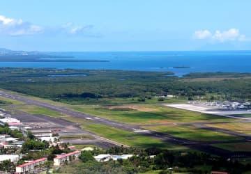 Taxi aeroport Guadeloupe Pointe a Pitre